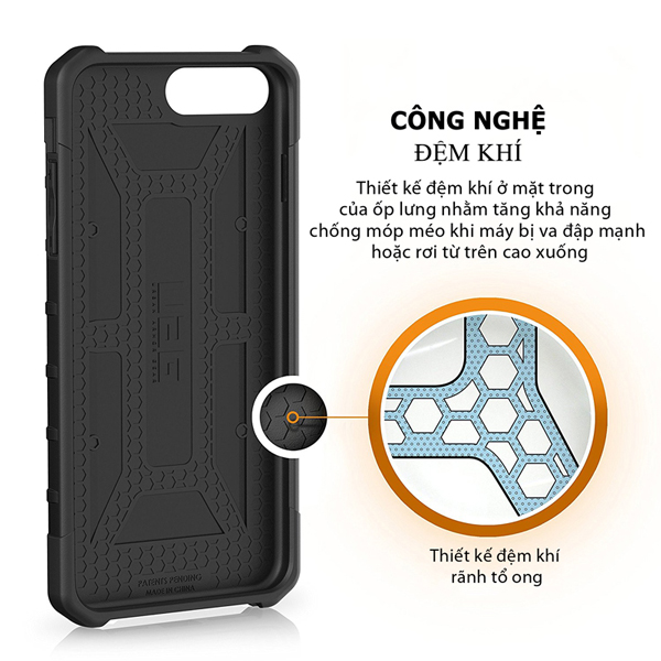 op lung iPhone 8 7 6s plus UAG Pathfinder SE Camo 03 bengovn