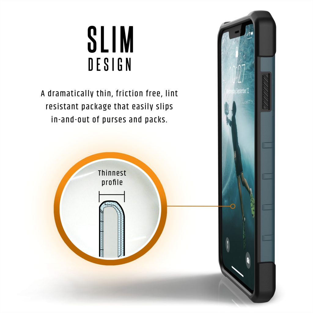 Apple iPhone XS Max Pathfinder SLT 03 PRM SLIM
