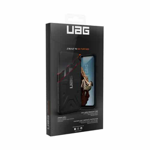 op lung iPhone Xs Max UAG Pathfinder Series TIKI white 02 bengovn