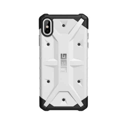 op lung iPhone Xs Max UAG Pathfinder Series TIKI white 07 bengovn