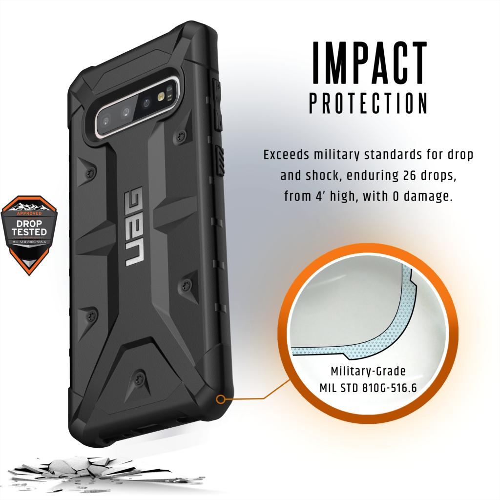 Samsung Galaxy S10 Pathfinder BLK 03 PRM IMPACT