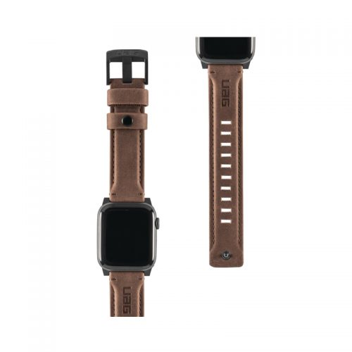 Day deo Apple Watch 42mm 44mm UAG Leather 08 bengovn