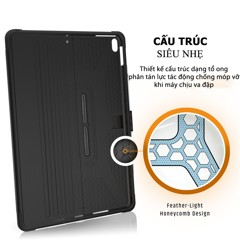Bao da iPad Air 10 5 2019 UAG Metropolis 04 bengovn