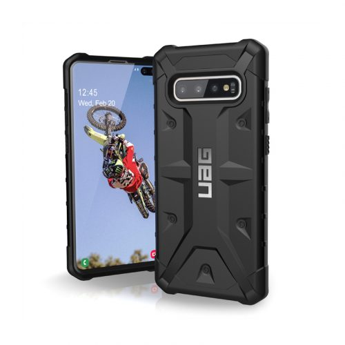 Op lung Samsung Galaxy S10 Plus UAG Pathfinder Series Black 01 bengovn