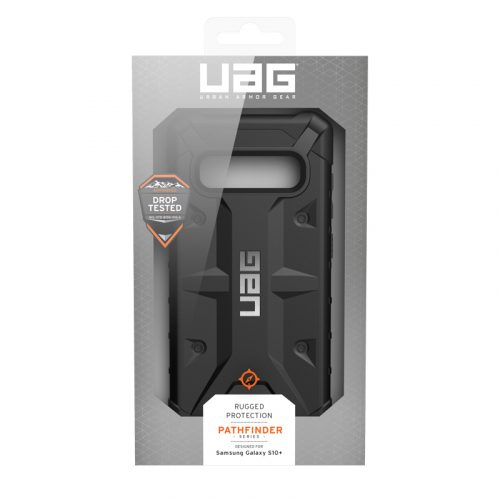 Op lung Samsung Galaxy S10 Plus UAG Pathfinder Series Black 07 bengovn