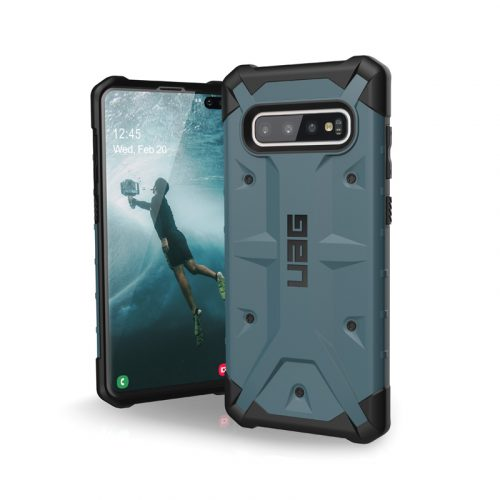 Op lung Samsung Galaxy S10 Plus UAG Pathfinder Series Slate 01 bengovn