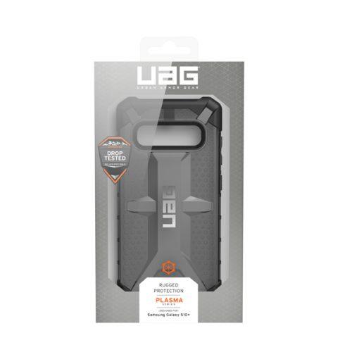 Op lung Samsung Galaxy S10 Plus UAG Plasma Series TIKI Ash 06 bengovn