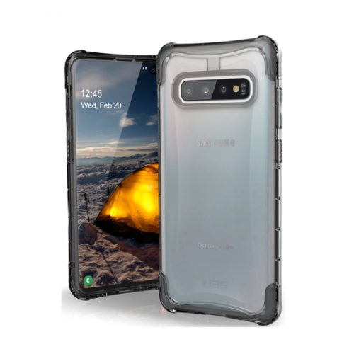 Op lung Samsung Galaxy S10 Plus UAG Plyo Series TIKI Ice 05 bengovn
