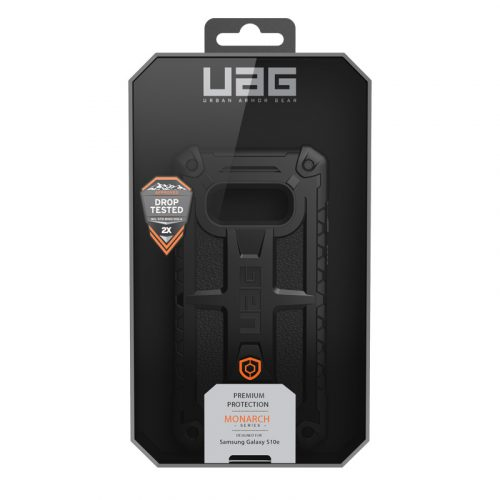 Op lung Samsung Galaxy S10e UAG Monarch Series Black 07 bengovn