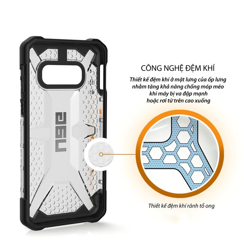 Op lung Samsung Galaxy S10e UAG Plasma Series TIKI 01 bengovn