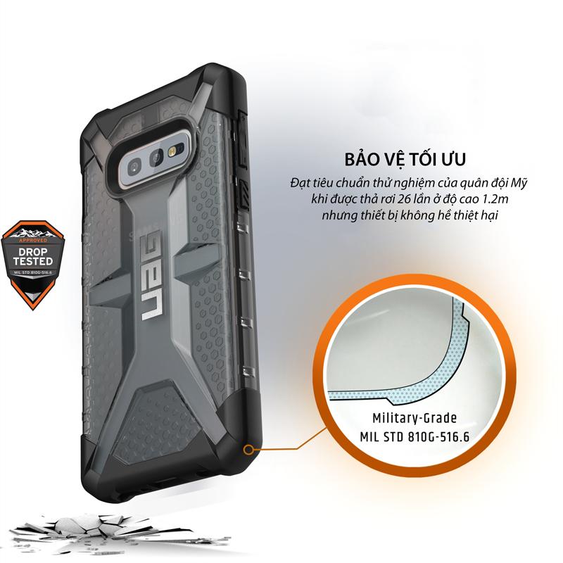 Op lung Samsung Galaxy S10e UAG Plasma Series TIKI 02 bengovn