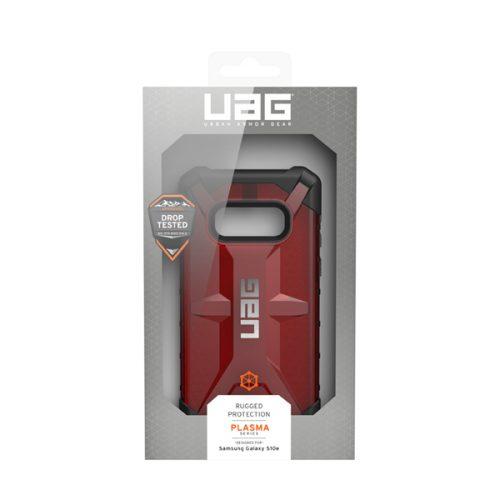 Op lung Samsung Galaxy S10e UAG Plasma Series TIKI Magma 06 bengovn