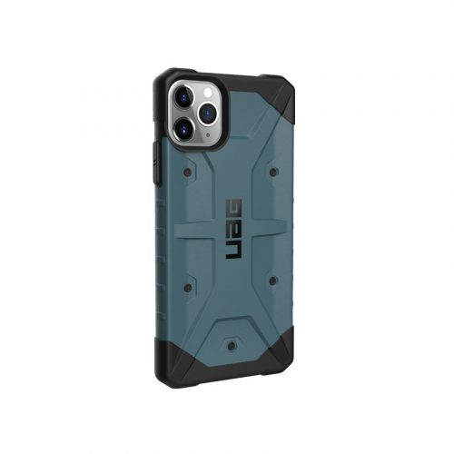 Op lung iPhone 11 Pro Max UAG Pathfinder Series Slate 04 bengovn