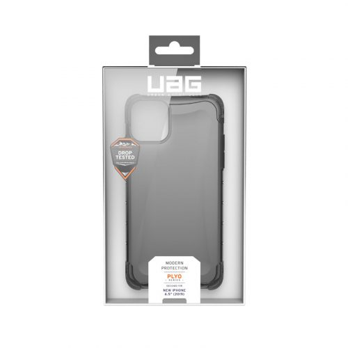 Op lung iPhone 11 Pro Max UAG Plyo Series Ash 07 bengovn
