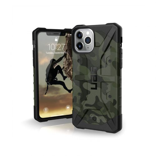 Op lung iPhone 11 Pro Max UAG Pathfinder SE Camo FOREST 01 bengovn