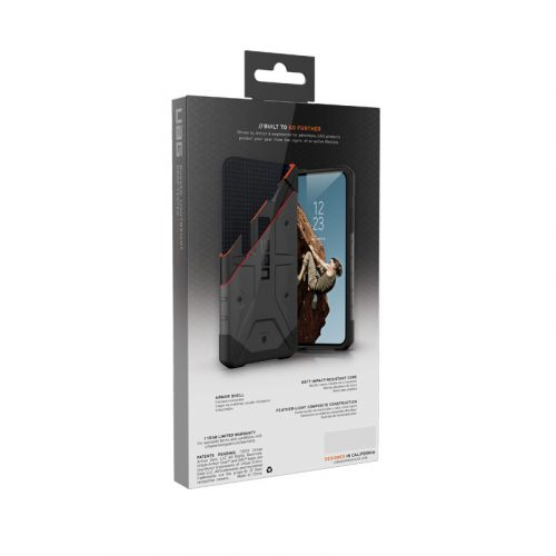 Op lung iPhone 11 Pro Max UAG Pathfinder Series Black 08 bengovn