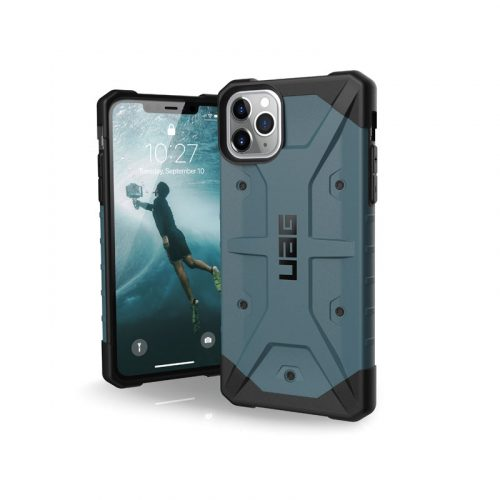 Op lung iPhone 11 Pro Max UAG Pathfinder Series Slate 01 bengovn