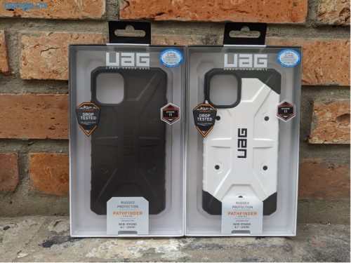 Op lung iPhone 11 Pro Max UAG Plyo Series Ice 13 bengovn