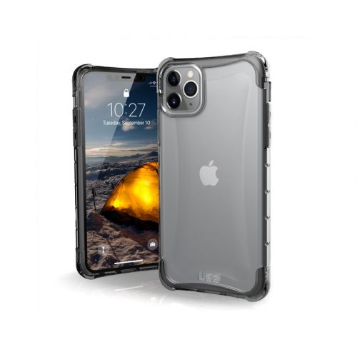 Op lung iPhone 11 Pro Max UAG Plyo Series Ice 01 bengovn1