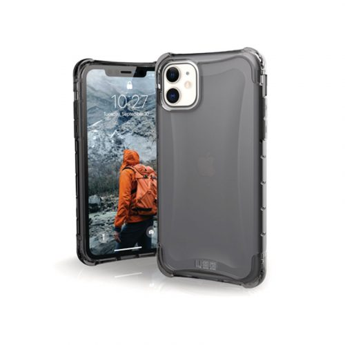 Op lung iPhone 11 UAG Plyo Series Ash 01 bengovn