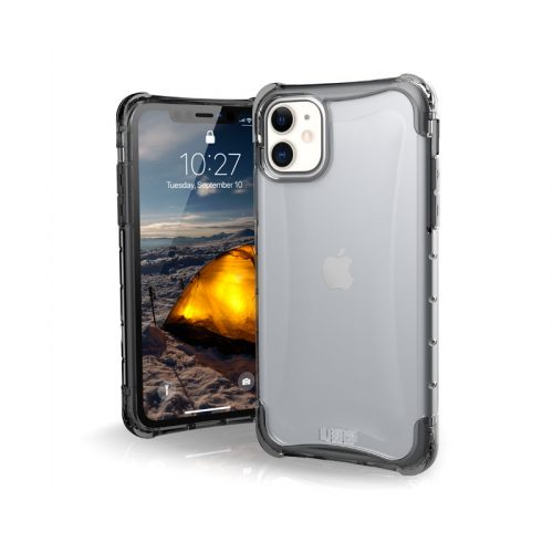 Op lung iPhone 11 UAG Plyo Series Ice 01 bengovn