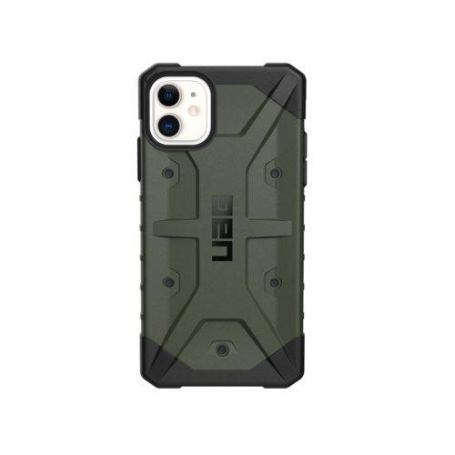 Op lung iPhone 11 UAG Pathfinder Series OLIVE DRAB 03 bengovn