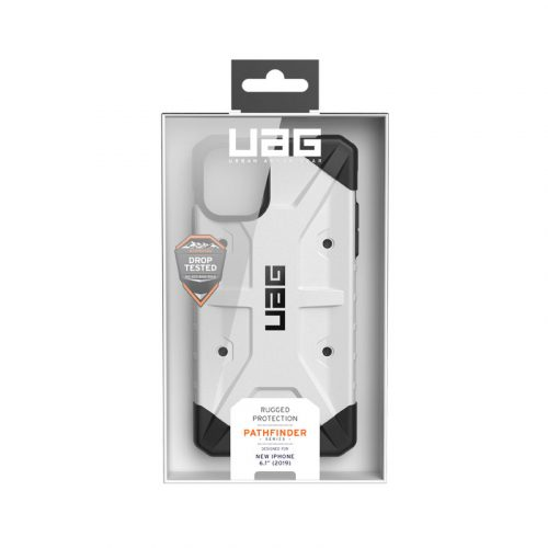Op lung iPhone 11 UAG Pathfinder Series WHITE 07 bengovn