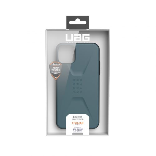 Op lung iPhone 11 Pro Max UAG Civilian Series Slate 07 bengovn