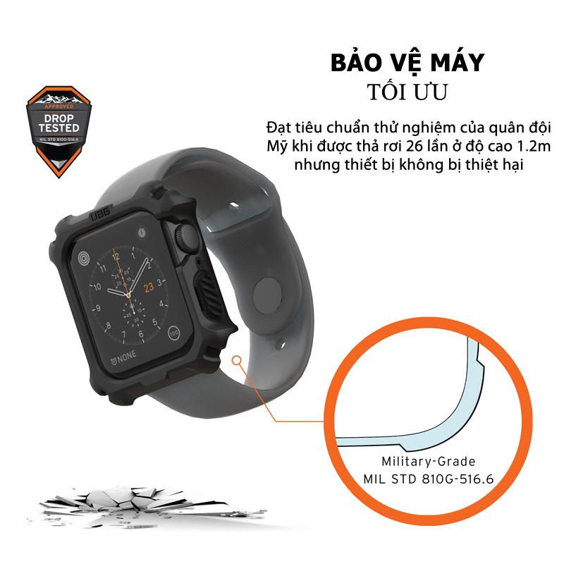 Op Apple Watch Series 4 5 UAG WATCH CASE 44mm 18 bengovn