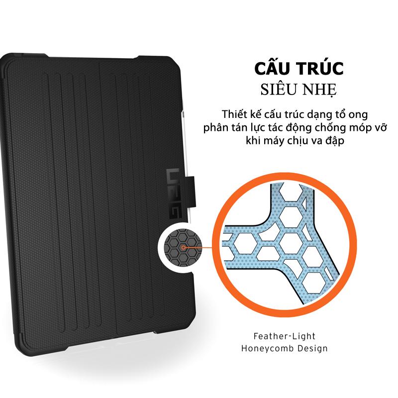 Bao da iPad 10 2 inch 2019 UAG Metropolis Series 04 bengovn