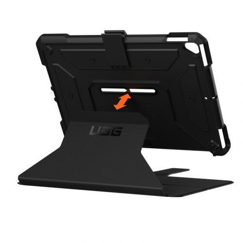 Bao da iPad 10 2 inch 2019 UAG Metropolis Series Black 05 bengovn
