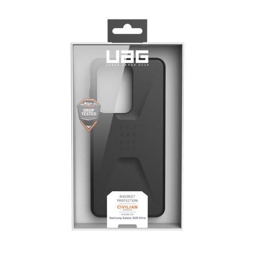Op lung Samsung Galaxy S20 Ultra UAG Civilian 05 bengovn
