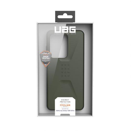 Op lung Samsung Galaxy S20 Ultra UAG Civilian 11 bengovn