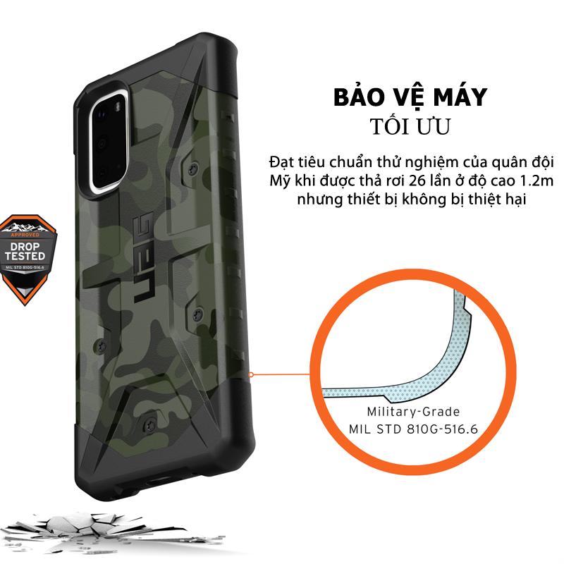 Op lung Samsung Galaxy S20 UAG Pathfinder SE 16 bengovn