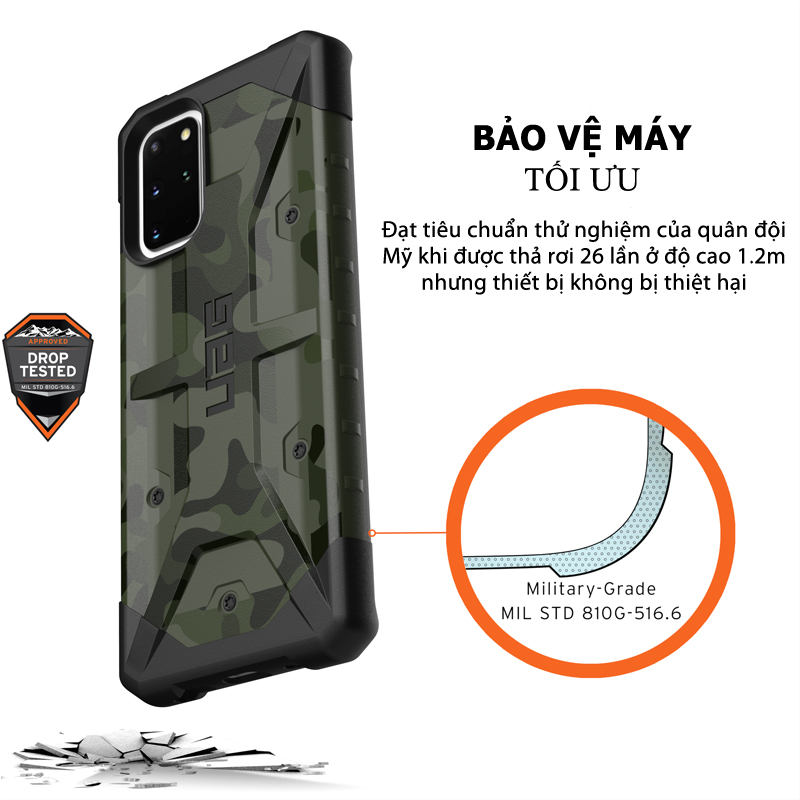 Op lung Samsung Galaxy S20 Plus UAG Pathfinder SE Camo 15 bengovn