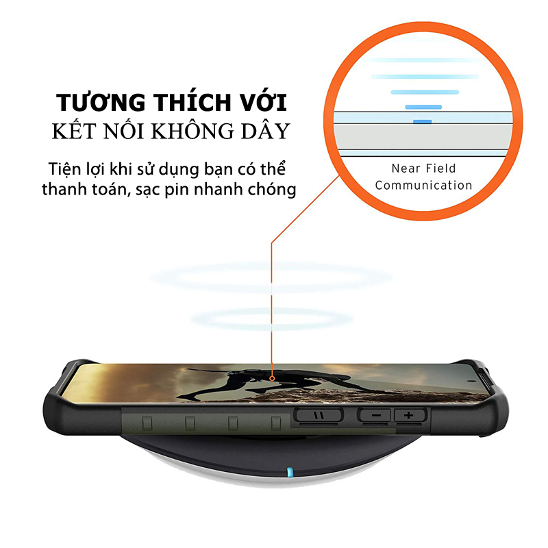 Op lung Samsung Galaxy S20 Plus UAG Pathfinder SE Camo 17 bengovn