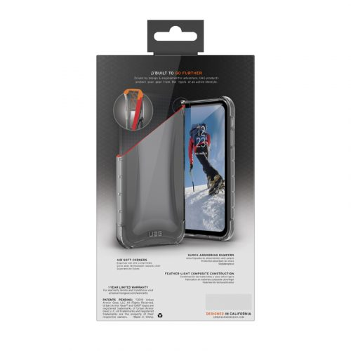 Op lung Samsung Galaxy S20 Plus UAG Plyo 07 bengovn