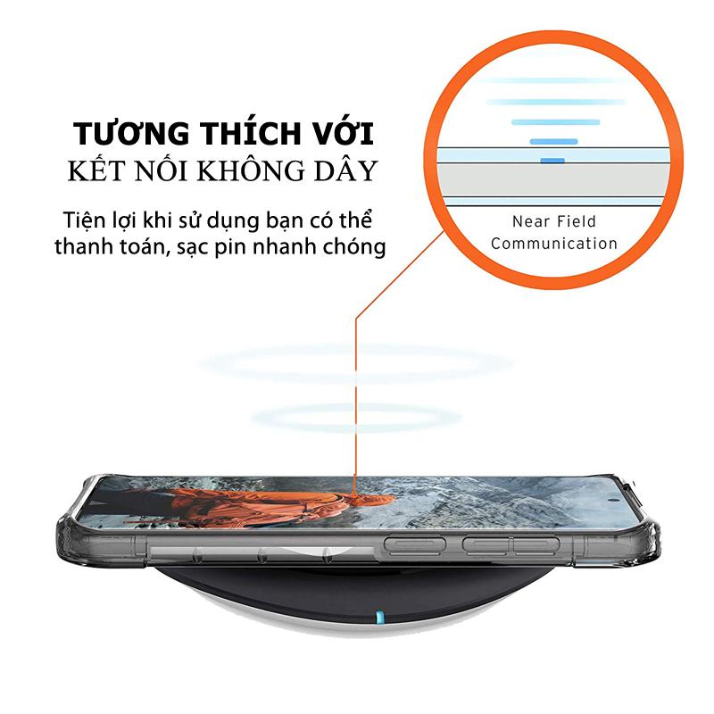 Op lung Samsung Galaxy S20 Plus UAG Plyo 12 bengovn