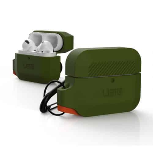 Vo op Airpods Pro UAG Silicone Rugged Weatherproof 08 bengovn