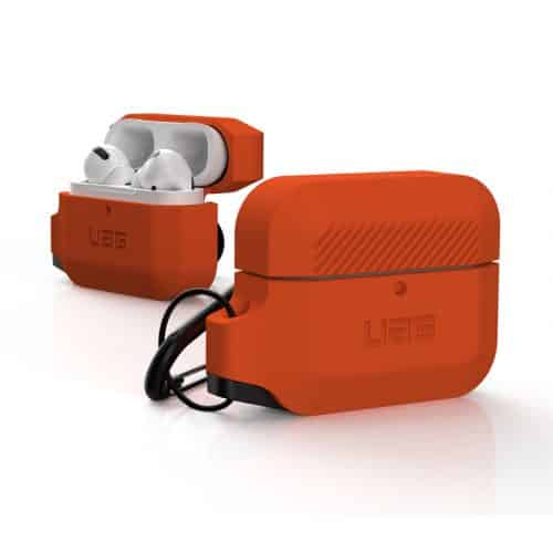 Vo op Airpods Pro UAG Silicone Rugged Weatherproof 16 bengovn