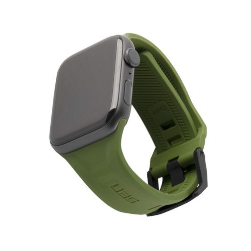 Day deo Apple Watch 42mm 44mm UAG Scout Silicone 11 bengovn
