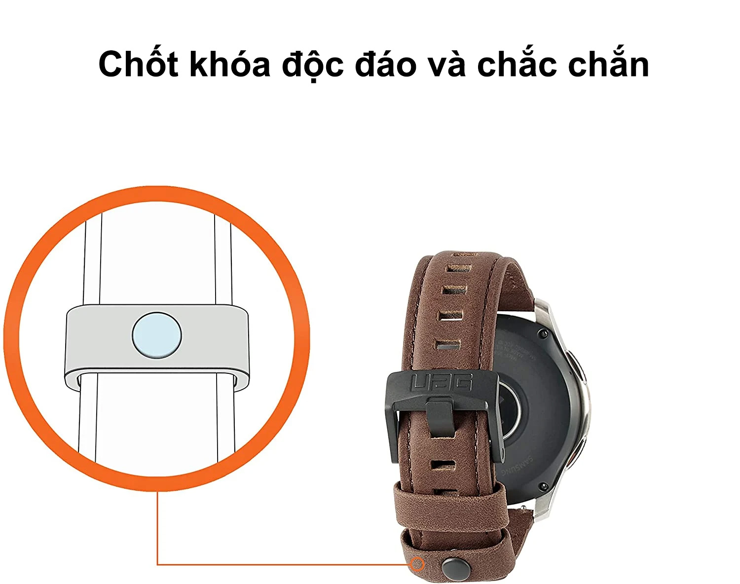 day deo samsung galaxy watch 42mm uag leather series1 bengovn