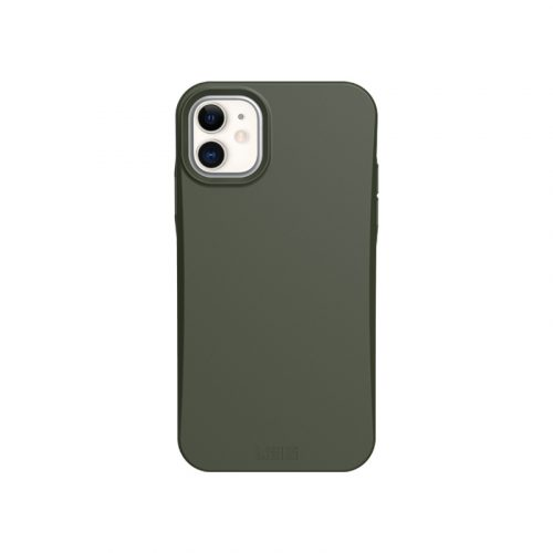 op lung iphone 11 uag biodegradable outback olive1 bengovn