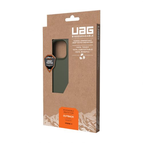 op lung iphone 11 uag biodegradable outback olive7 bengovn