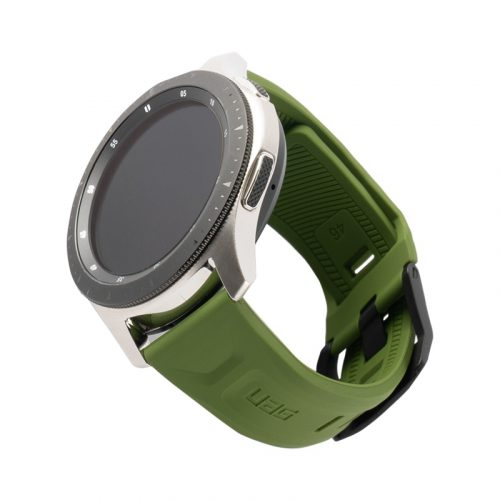 day deo samsung galaxy watch 46mm uag scout silicone olive bengovn