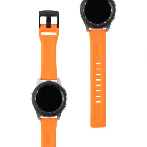day deo samsung galaxy watch 46mm uag scout silicone orange3 bengovn