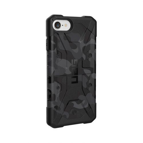 Op lung iPhone SE 2020 UAG Pathfinder SE Camo 03 bengovn tiki