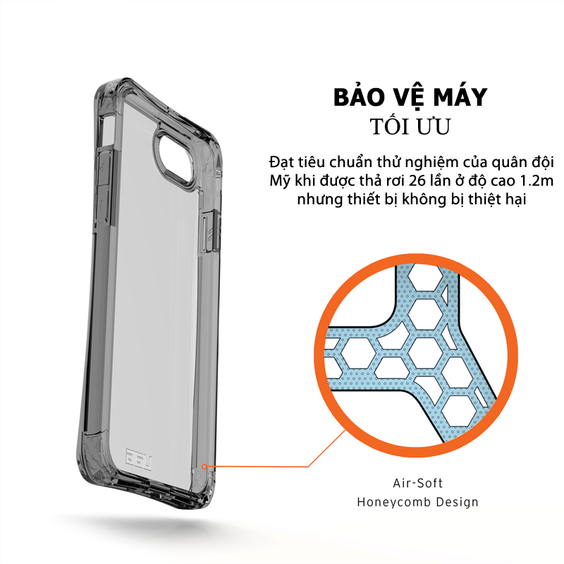 Op lung iPhone SE 2020 UAG Plyo 11 bengovn