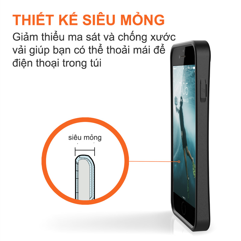 op lung iphone se 2020 uag biodegradable outback bengovn