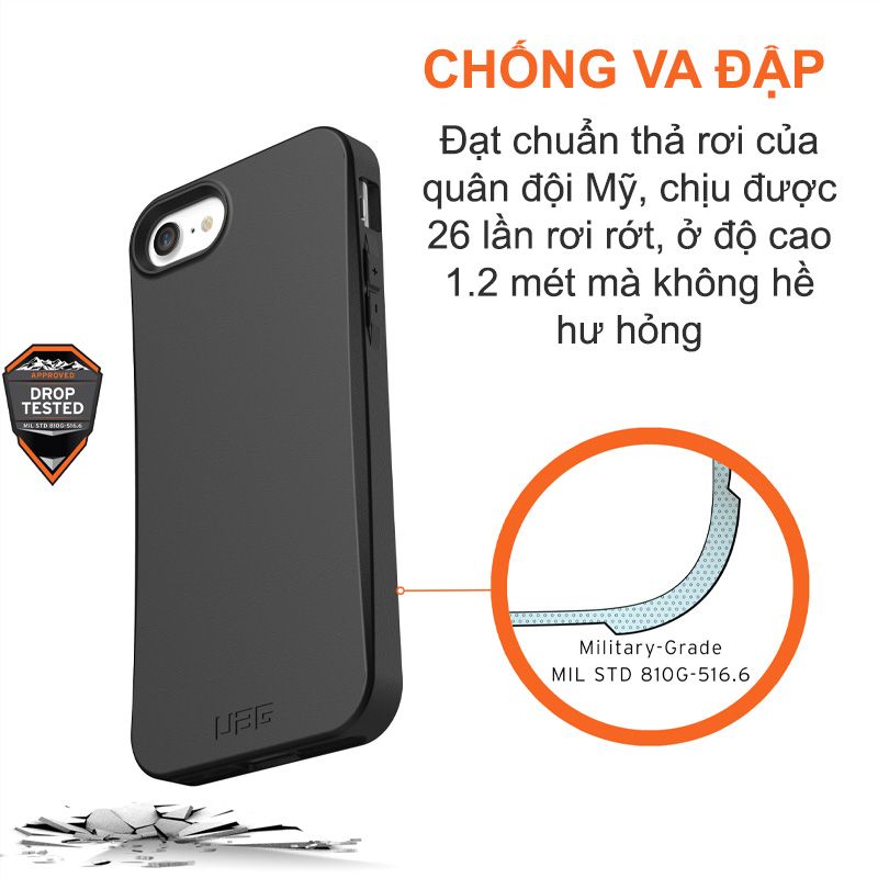 op lung iphone se 2020 uag biodegradable outback3 bengovn